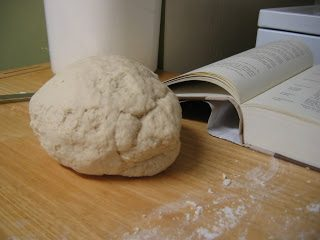 Thirty Minute Homemade Bread Dough