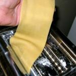 Homemade Fresh Pasta| How to make Fettuccine Noodles