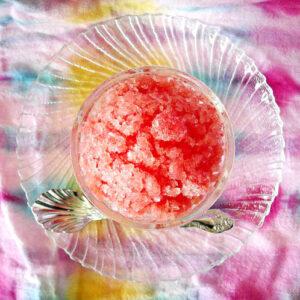 Watermelon, Granita, Summer recipes, easy summer recipes, watermelon recipes