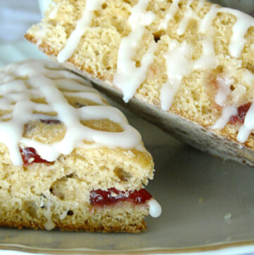 cranberry scone recipe, scones, cranberry, white whole wheat recipes, King Arthur Flour