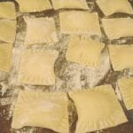 How to Make Homemade Ravioli: Ricotta Filling Recipe