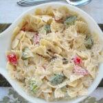 Pasta Medley Salad Recipe