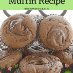 Nutella Muffin Recipe via flouronmyface.com