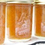 Lovely Delicious Pear Vanilla Jam