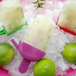 Homemade Mojito Ice Pop Recipe