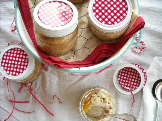 old Kuchen Pudding Recipe, Peach Kuchen Recipe