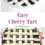 Simple and Easy Cherry Tart Recipe
