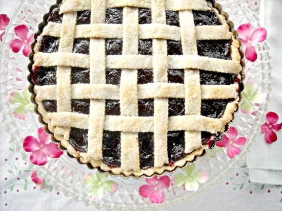 Simple, Easy, Cherry, Tart Recipe