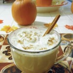 Homemade Godiva Pumpkin Spice Latte recipe