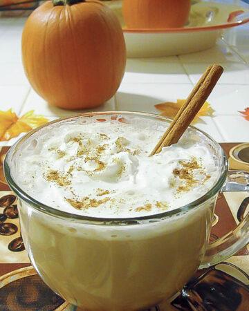 Homemade Godiva Pumpkin Spice Latte recipe