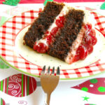 Black Forest Cake, Dessert, Chocolate Cake Recipes,