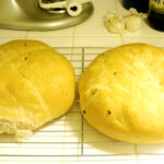 Garlic and Rosemary Bread