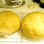 Garlic, Rosemary, Bread, Homemade Bread Recipes
