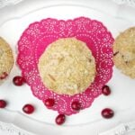 Valentine Day, Breakfast, Orange, Cranberry, Muffin, Recipe