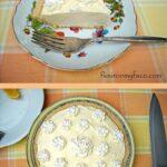 No Bake Orange Curd Creme Pie Recipe