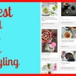 Pinterest Board of the Week | Food Styling