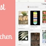 #4 @Pinterest Board of the Week | Vintage Kitchen