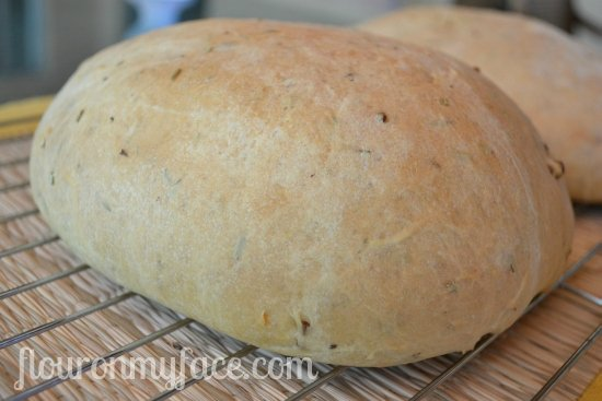 Garlic Rosemary Bread