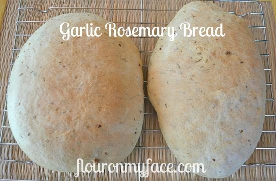 Garlic Rosemary Bread Ii