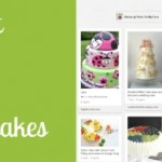 #7 Pinterest Board of the Week | Awesome Cakes