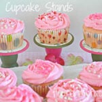 DIY, Cupcake, Stands, Mini Cupcake Stands