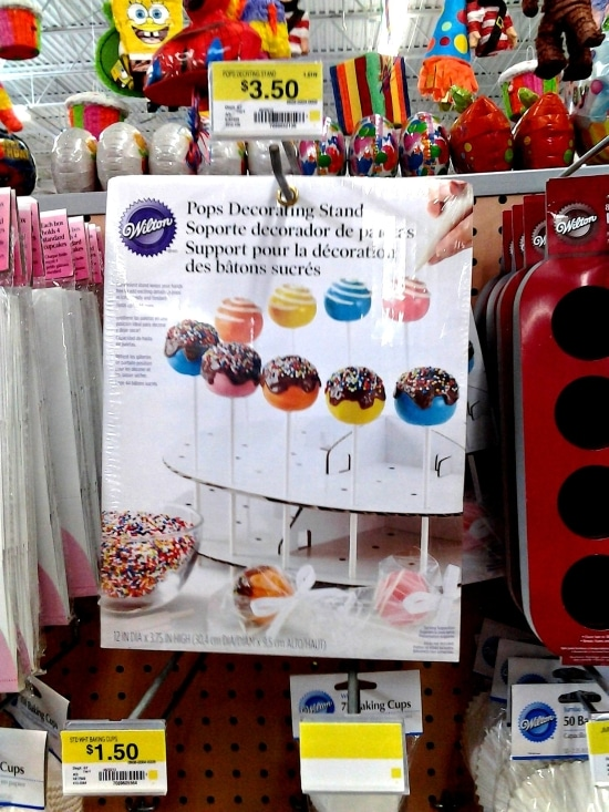 Wilton CakePop Decorating Stand