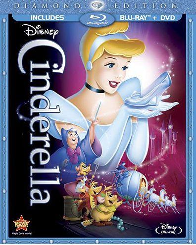 Cinderella DVD Box