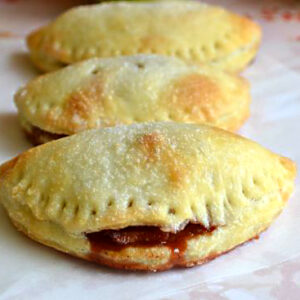 Trio of Apple Turnovers for #SundaySupper
