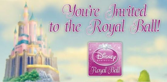 Disney's New Royall Ball App