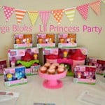 Mega Bloks Lil Princess Party