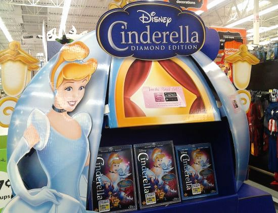 Disney Cinderella DVD Release