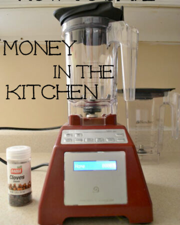 How to save money in the kitchen Grinding Whole Cloves