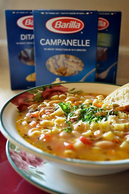 Celebrate World Pasta Day with Barilla