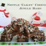 Nestle Butterfinger Jingle Bars #HolidayCandy Holiday Baking