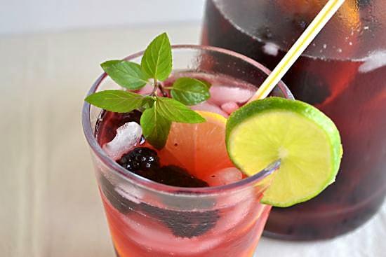 Lipton Tea Mocktail Recipe