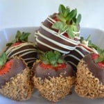 Fannie May Gourmet Chocolate Dipped Strawberries Giveaway