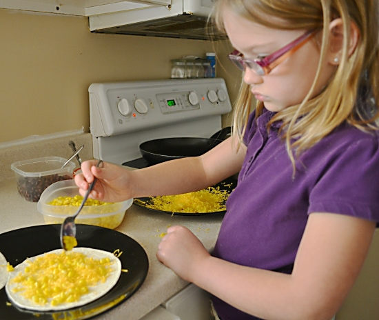Kids cooking, easy recipes, vegetables,