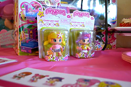 Pinypon fashion dolls