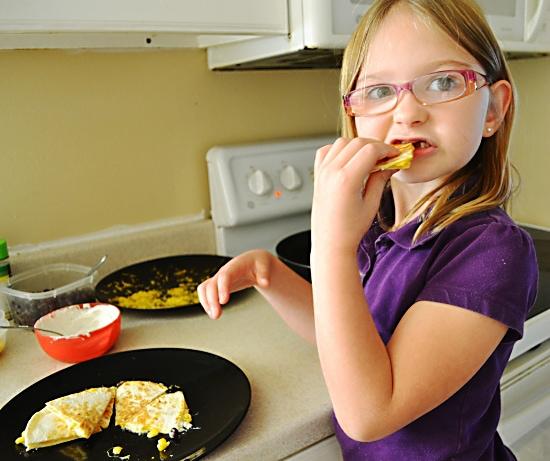 #VeggieKids afterschool snack healthy snacks