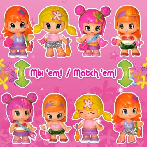 Gift Guide 2012 PinyPon Dolls