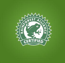 Lipton Rain Forest Alliance Certified