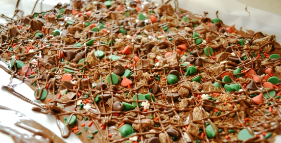 Nestle #HolidayCandy Christmas recipes, homemade holidays