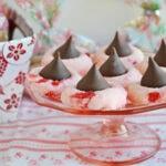 Favorite Cookie Exchange Recipe Cherry Blossom Cookie #SundaySupper