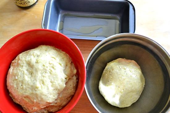 dough, bread dou