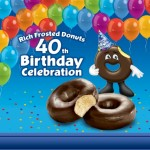 Enter Entenmann's Rich Chocolate Donut's 40th Birthday Sweepstakes