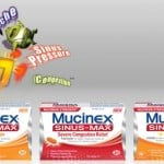 Mucinex, Sinus, Congestion, head cold relief