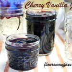 Sweet Cherry Vanilla Jam Recipe