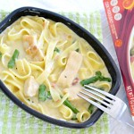 Lean Cuisine review, Chef's Pick, Chicken Carbonara,