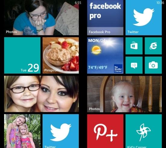 Windows 8X Phone. Live Tiles, HTC, smartphones, Win8X