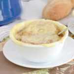 How to Make, French Onion, Soup, Ecce Panis Gourmet Artisan Bread